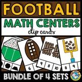 FOOTBALL MATH CENTERS KINDERGARTEN (FEBRUARY ACTIVITY PRES
