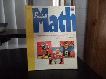 FOOTBALL MATH   TOUCHDOWN ACTIVITIES AND PROJECTS