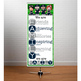FOOTBALL theme - Classroom Decor: LARGE BANNER, We Are FAMILY
