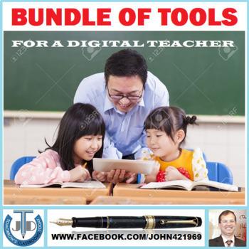 FOR A DIGITAL TEACHER: BUNDLE