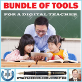 TOOLS FOR A DIGITAL TEACHER: BUNDLE