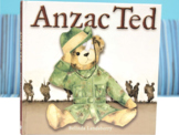 FOR CHARITY - ANZAC Ted - Seesaw Activity PDF for Remote l