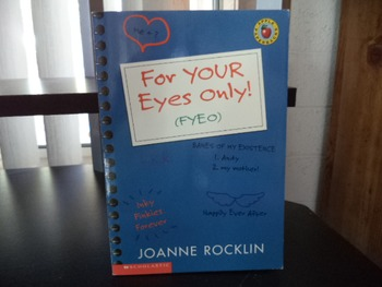 FOR YOUR EYES ONLY!  isbn 0 590  67448 x
