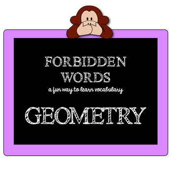 GEOMETRY GAME - FORBIDDEN words