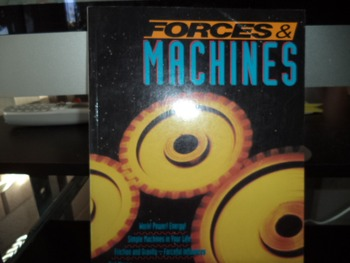FORCES AND MACHINES ISBN 0 02 274289 1