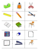 Classroom Objects FOREIGN LANGUAGE Workbook&Games package Spanish,Italian,German