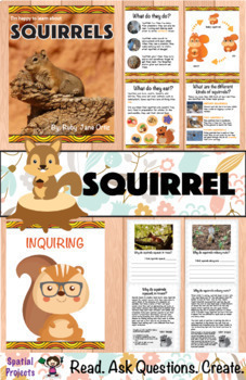 Forest Animals Activities Bundle