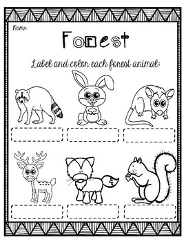 FOREST Research/Report Project Booklet