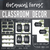 FOREST THEME CLASSROOM DECOR