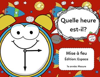 FOREVER FREEBIE: Quelle heure est-il? Edition: Espace (Fre