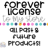 FOREVER License To My Store! - All Products Bundled!