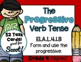 Progressive Verb Tenses