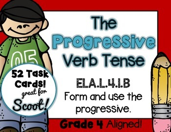 Progressive Verb Tenses