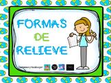 FORMAS DE RELIEVE