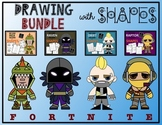 FORTNITE DRAWING BUNDLE