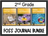 FOSS 2nd Grade: Journal Bundle
