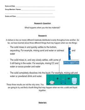 FOSS Chemical Reactions Lab