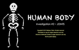 FOSS Human Body SMARTboard Joints Investigation 3rd Grade ~ Multi-day Unit