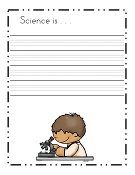 FOSS Materials in Our World Science Notebook