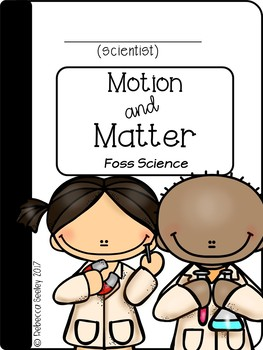 FOSS- Motion and Matter: A Kid Friendly Science Journal