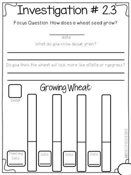 FOSS-New Plants: A Kid Friendly Science Journal