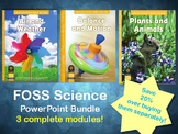 FOSS Science - PowerPoint Presentation MEGAPACK Bundle