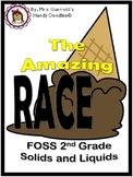 FOSS Solid Liquid Amazing Race
