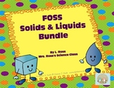 FOSS Solids and Liquids Smartboard Bundle