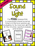 FOSS- Sound and Light: A Kid Friendly Science Journal