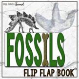 FOSSILS Flip Flap Book ®