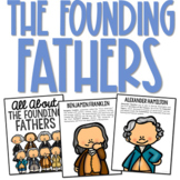 FOUNDING FATHERS Posters   Coloring Book Pages   American History Project