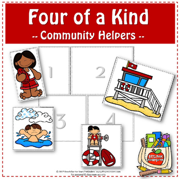 FOUR OF A KIND - COMMUNITY SERVICE
