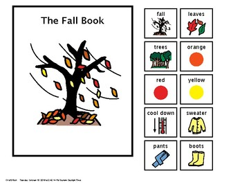 FOUR Season Adapted Book BUNDLE