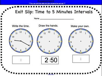 Time Concepts: 4 Interactive Clock Smartboard Lessons (Common Core Aligned)