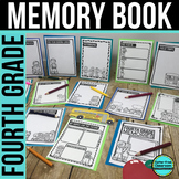 FOURTH GRADE MEMORY BOOK - 50% OFF TODAY ONLY