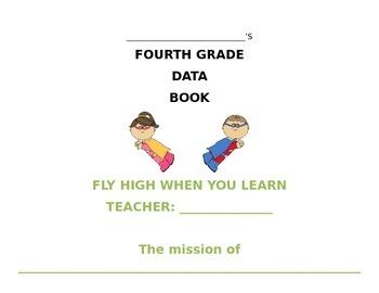 FOURTH GRADE STUDENT DATA BOOK