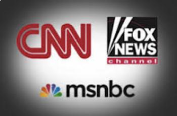 FOX-CNN-MSNBC