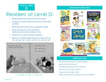 F&P Level D Info Brochure!