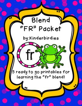 FR Blend Packet