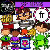 FR Blends {Creative Clips Digital Clipart}