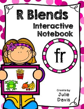 FR Blends Interactive Notebook