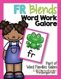 FR Blends Word Work Galore-Differentiated and Aligned Activities and Instruction