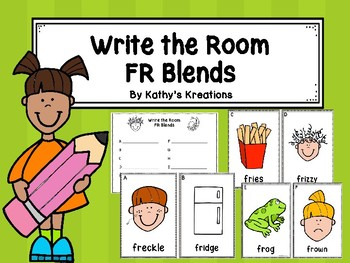 FR Blends Write The Room