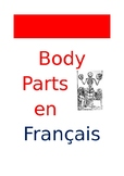 FR Vocabuleux Body Parts