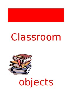 FR Vocabuleux Classroom objects