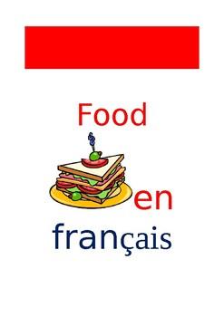 FR Vocabuleux Food