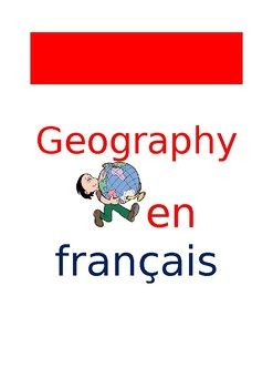 FR Vocabuleux Geography