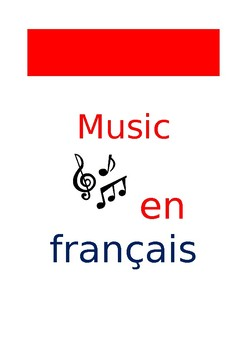 FR Vocabuleux Music