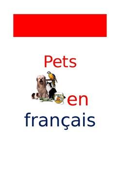 FR Vocabuleux Pets