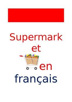 FR Vocabuleux Supermarket